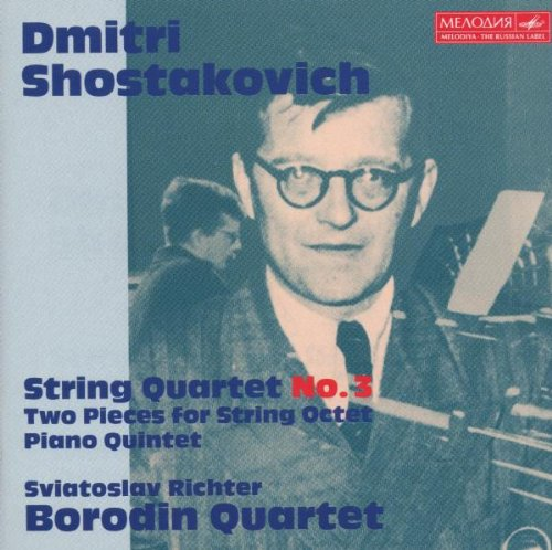 Octet String (Shostakovich: String Quartet No. 3; Two Pieces for String Octet; Piano)