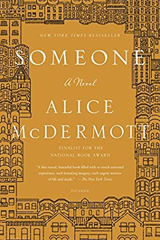 book cover of Someone