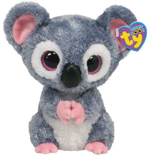 358cdca272b Amazon.com  TY Beanie Boos - Kooky - Koala  Toys   Games