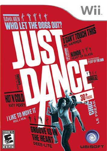1 Wii - Just Dance - Nintendo Wii