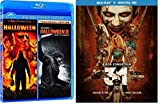 Halloween Collection - Halloween 1 / Halloween 2 Family is forever 2007 & 2009 + 31 Movie a Rob Zombie Blu ray