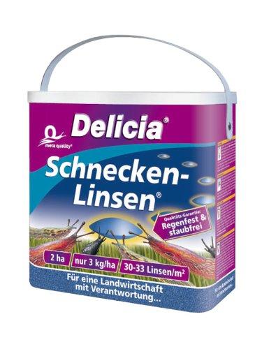 Delicia Schnecken-Linsen 6Kg