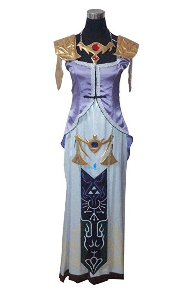 HOLRAN The Legend of Zelda: Twilight Princess Cosplay Costume (X-Large)