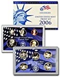 2006 S 10 piece Set Proof in original packaging from US mint Uncirculated