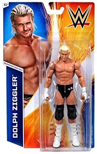 WWE Figure Series #51 - Superstar #37 Dolph Ziggler Figure