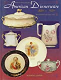 img - for Turn of the Century American Dinnerware, 1880s to 1920s: Identification and Value Guide book / textbook / text book