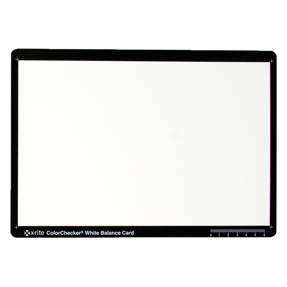 X-Rite ColorChecker White Balance (M50101) by X-Rite