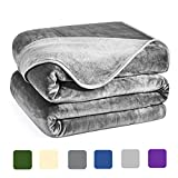 #8: Charm Heart Luxury Blanket, Super Soft Warm 350GSM Blankets Thick Blanket for Home Bed Blankets Full Sizes