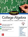 Schaum's Outline of College Algebra, Fifth Edition