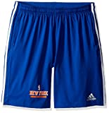 NBA New York Knicks Adult Men Enough Said Team Issue Short, XX-Large, Blue