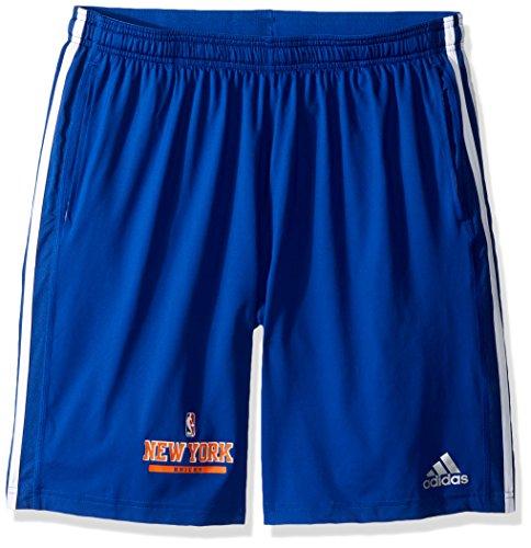 fan products of NBA New York Knicks Adult Men Enough Said Team Issue Short, Medium, Blue