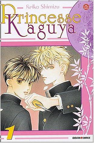 Amazon Fr Princesse Kaguya Tome 1 Reiko Shimizu Livres