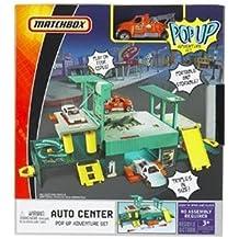 Matchbox Auto Center Pop Up Adventure Set