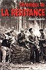 Chronique de la résistance par Guérin