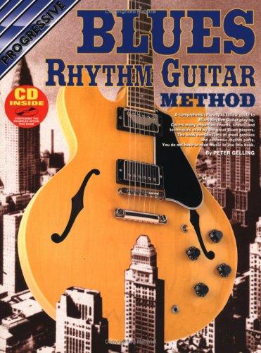 cp69059 progressive blues rhythm guitar method bk cd by koala publications blues guitar center. Black Bedroom Furniture Sets. Home Design Ideas