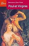 Paul et Virginie par Bernardin de Saint-Pierre