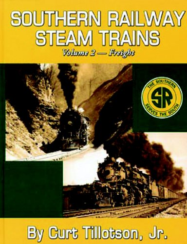 Southern Railway Steam Trains Volume 2-Freight