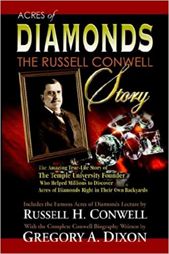 Book Acres of Diamonds: The Russell Conwell Story