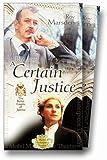 P.D. James - A Certain Justice [VHS]
