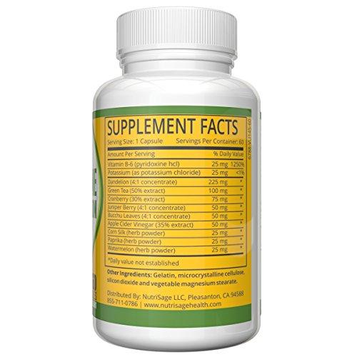 photo Wallpaper of NutriSage-Premium Diuretic Water Pill With Dandelion   Fights-
