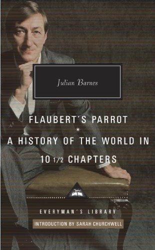 book cover of Flaubert\'s Parrot