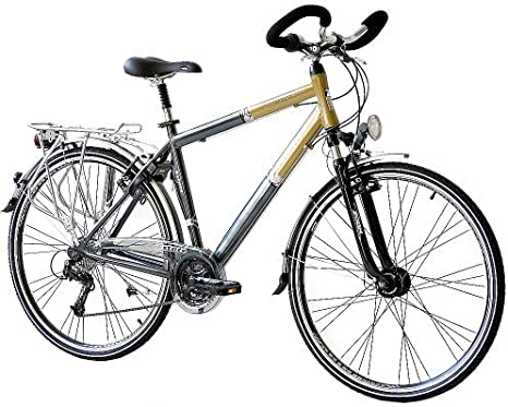 KCP - ESTATE Bicicleta de paseo para hombre, tamaño 28 (71,1 cm ...