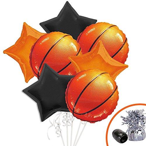 Costume Supercenter BB101323 Basketball Party Balloon Kit -