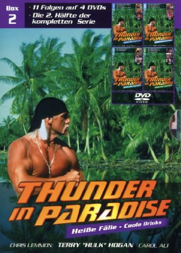 Thunder in Paradise - Box 2 [Alemania] [DVD]: Amazon.es: Chris Lemmon, Carol Alt, Patrick Macnee, Felicity Waterman, Sam J. Jones, Charlotte Rae, Lisa Stahl, Cory Lerios, Chris Lemmon, Carol Alt, James Pergola,