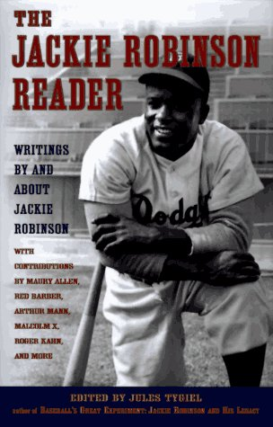 Books : The Jackie Robinson Reader: Perspectives on an American Hero