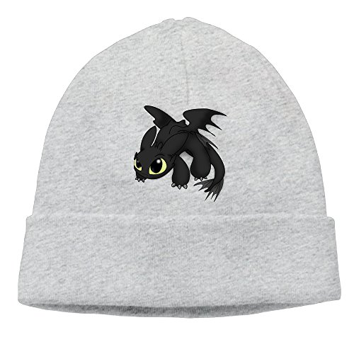 Toothless The Dragon Myths Mascots Cool Beanie Hat Beanie Hat]()
