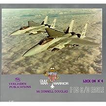 Lock On No.4 : F15 C/D Eagle