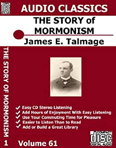 The Story of Mormonism 2 Cd Unabridged Audio Set - James E. Talmage