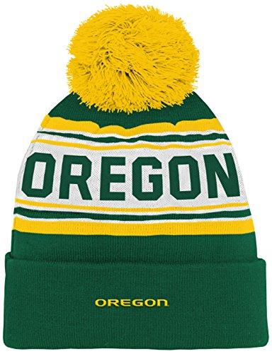 13b45b6cbff Oregon Ducks Cuffed Knit Hats