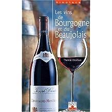Les vins de Bourgogne et du Beaujolais