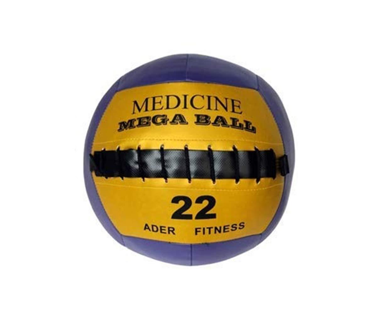 Ader 2lb-30lb Soft Mega Medicine Balls (22lb)