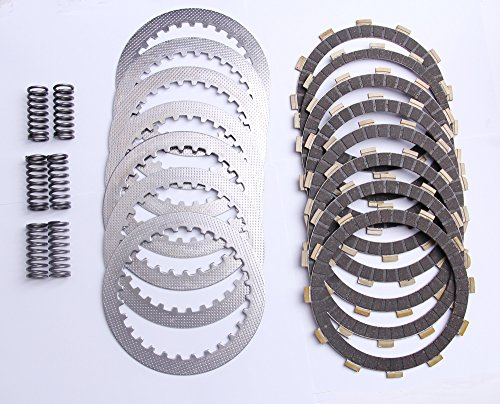 New Clutch Kit Heavy Duty Springs For HONDA TRX 450R 450ER ()