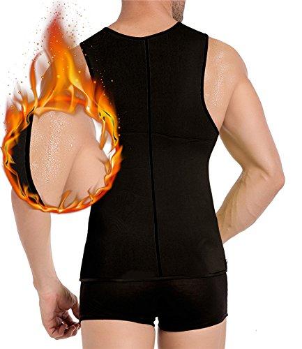 b25a8e0bcd6 Fat Burning Sauna Sweat Vest for Men