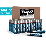 Rayovac AAA Batteries, Alkaline Triple A Batteries (72 Battery Count)