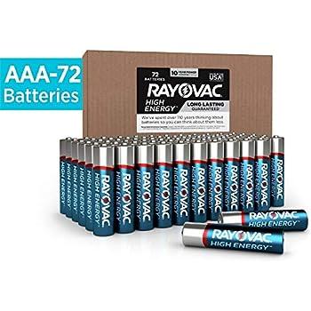 Amazon.com: Maxell 723815 Alkaline Battery AAA Cell 36