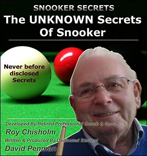 Potting System - The Unknown Secrets Of Snooker - The Approach-Line Potting System Plus (eBook + Video)