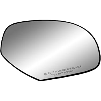 Heated Mirror Glass For Silverado Sierra Passenger Side Replacement