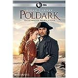 Poldark Season 3(DVD, 2018, 3-Disc Set)Free Shipping