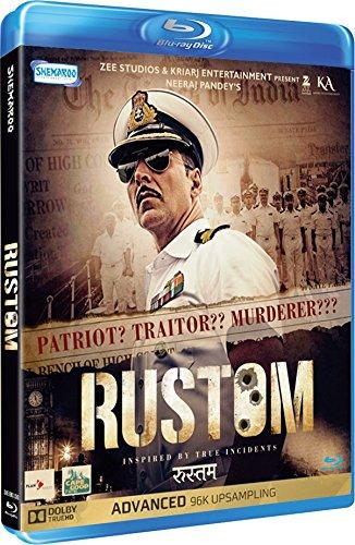 Rustom Hindi Blu Ray