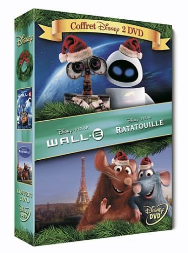 Wall-e, Ratatouille - Ratatouille Dvd Movie