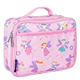 Wildkin Olive Kids Fairy Princess Lunch Box, Pink