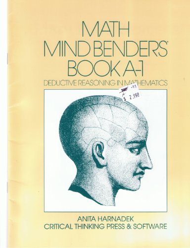 Math Mind Benders Book A-1 (Easy)