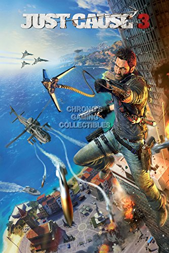 Image result for just cause 3 poster