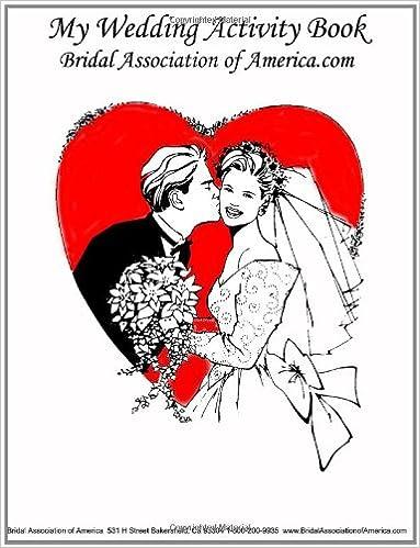 My Wedding Activity Book