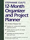 Stephanie Culp's 12-Month Organizer and Project Planner