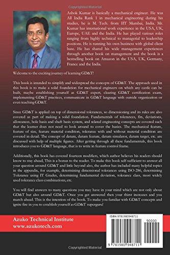 Simplified GD&T: Based on ASME-Y 14.5-2009: Ashok Kumar ...